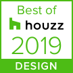 We were nominated for Houzz's Best of 2019!